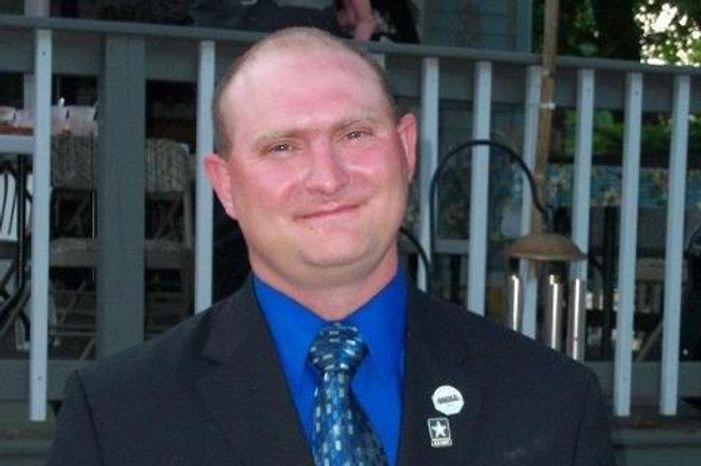 Former Army Staff Sgt. Nathan Haddad. (Photo courtesy of Michael Haddad)
