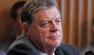 Rep. Tom Cole, Oklahoma Republican (Associated Press) ** FILE **