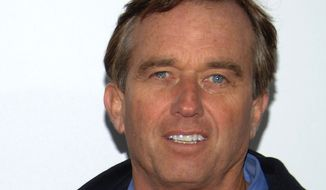 **FILE** Robert F. Kennedy Jr. (Associated Press)