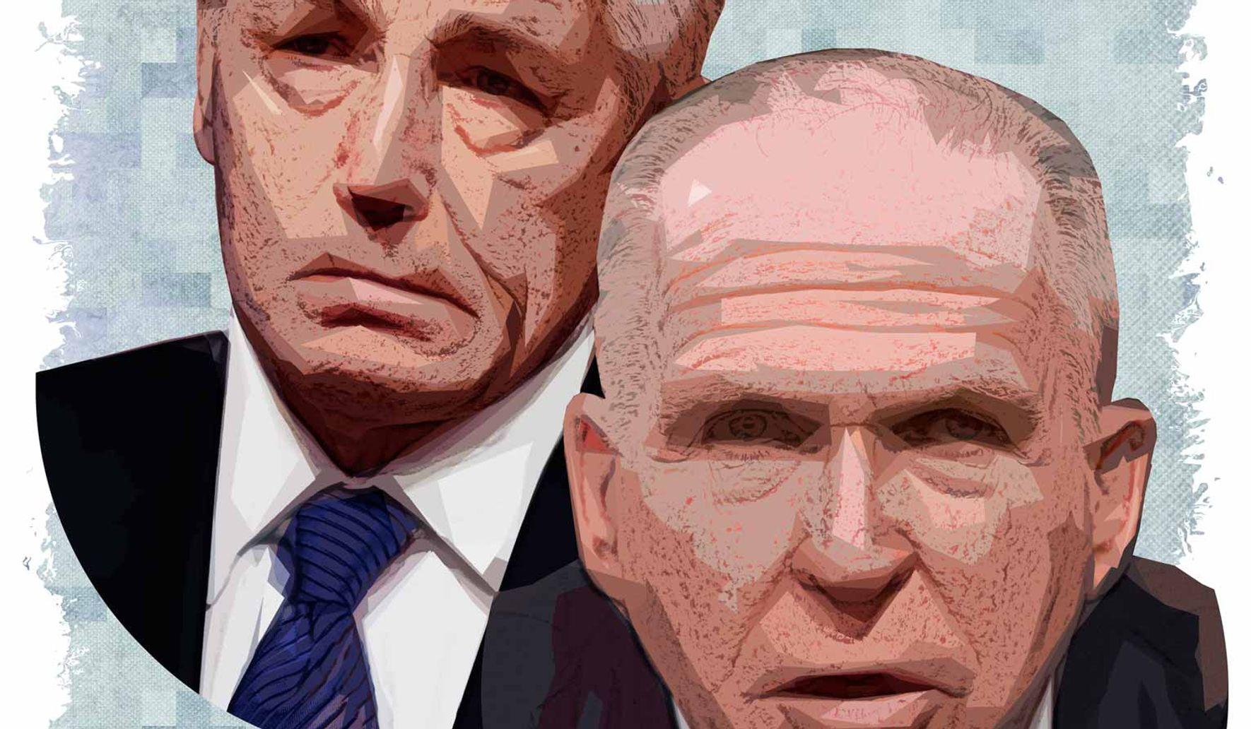 LYONS: The Islamic cloud over Brennan and Hagel - Washington