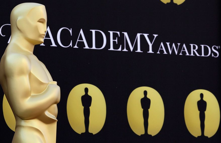 """In the shadow of the golden statues to be presented Sunday night at the 85th Academy Awards ceremony will be rousing second-screen entertainment on Twitter. Humorist and author Andy Borowitz said, """"Following the Oscars on Twitter is like watching the show with 100 million of your drunkest friends."""" (Associated Press)"""