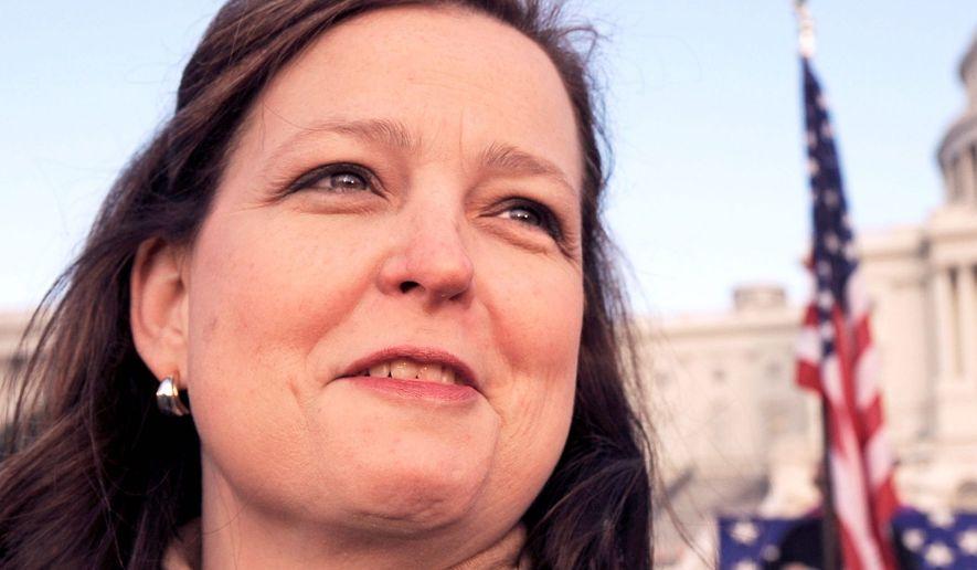 Jenny Beth Martin, co-founder of Tea Party Patriots (Associated Press)