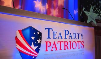 The Georgia-based Tea Party Patriots represents some 3,200 local tea party groups. (Tea Party Patriots)