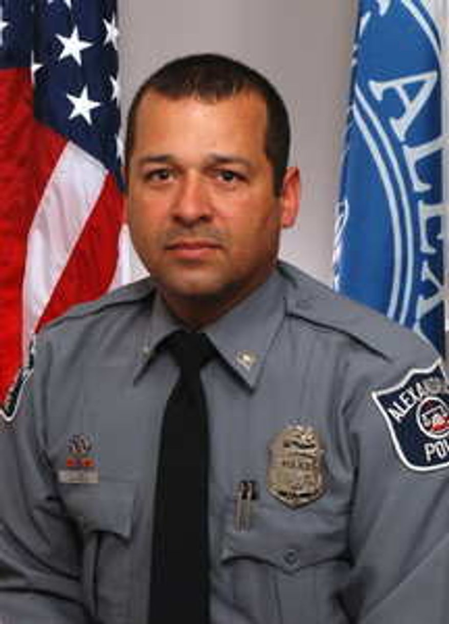 Officer Peter Laboy
