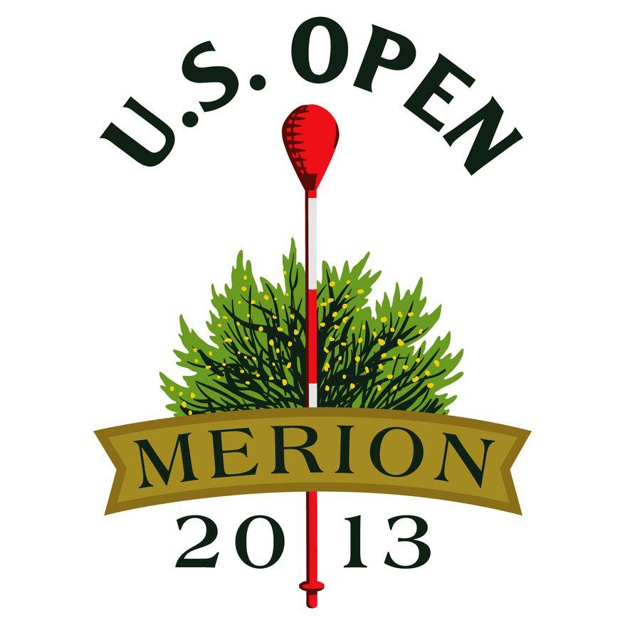 2013 U.S. Open logo