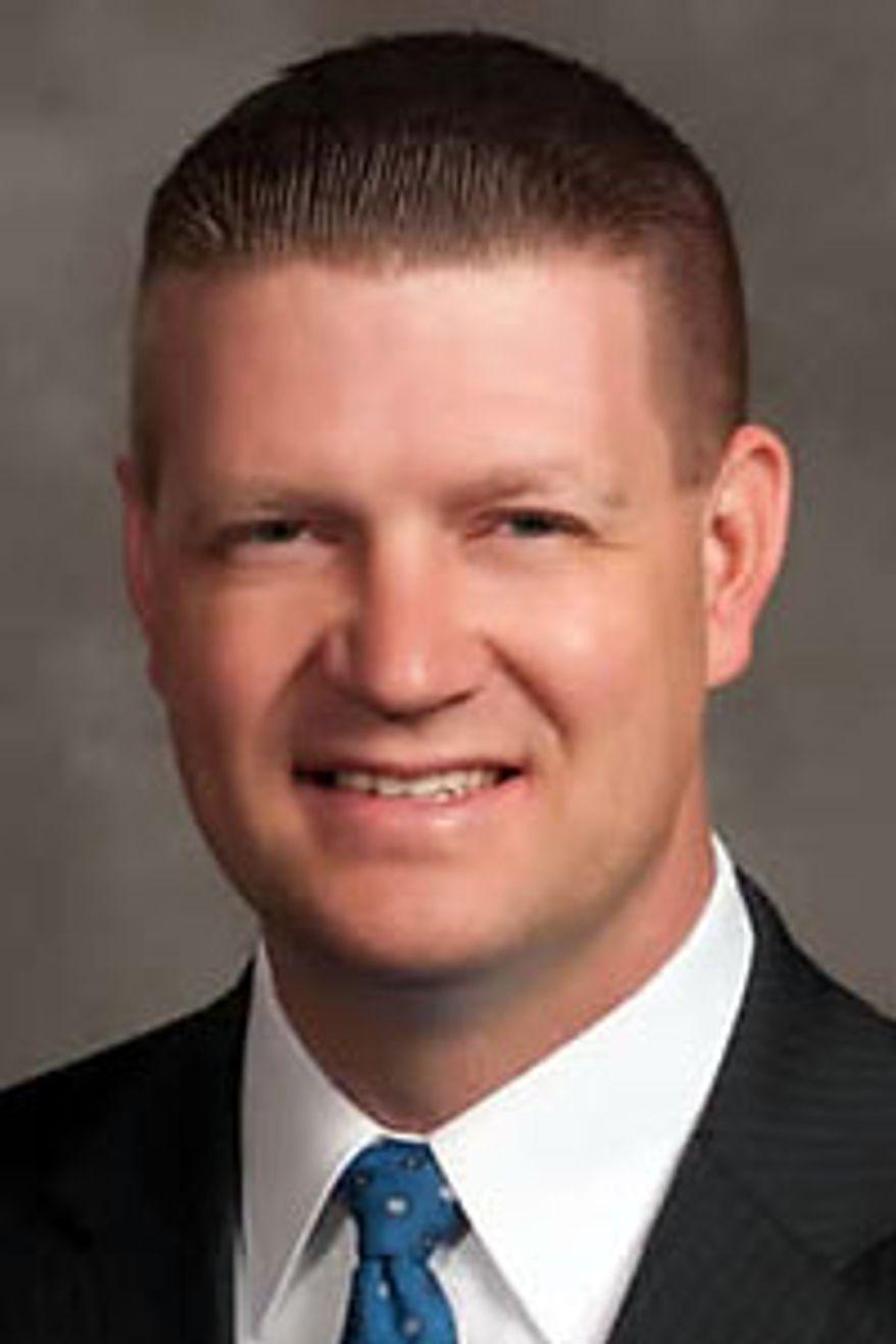 The Honorable Beau McCoy, Nebraska Senate