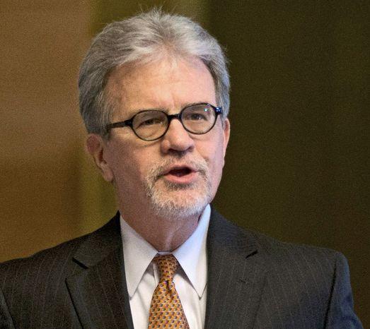 Sen. Tom Coburn, Oklahoma Republican (Associated Press)