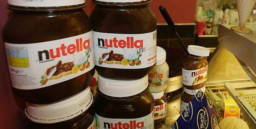 Nutella (Associated Press)