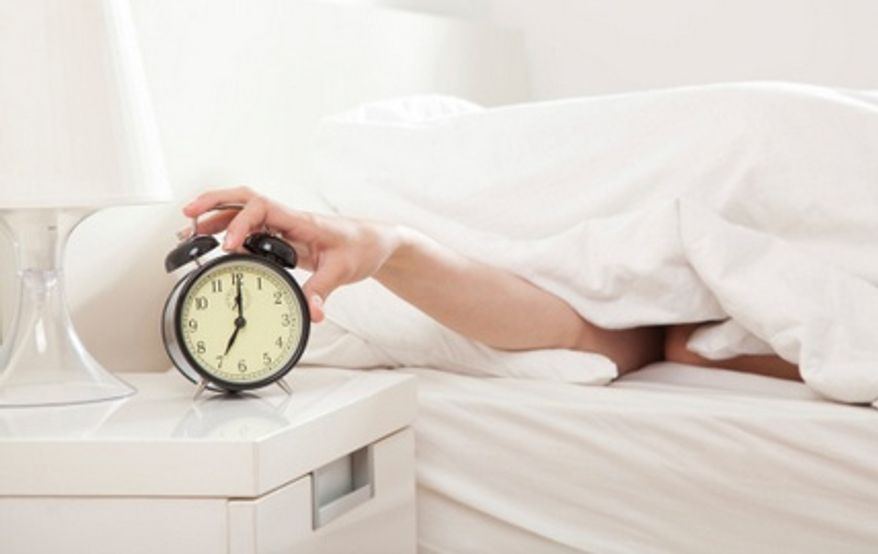 Daylight Savings Time can cause problems with work and sleep patterns, many say. (image from Better Sleep Council)