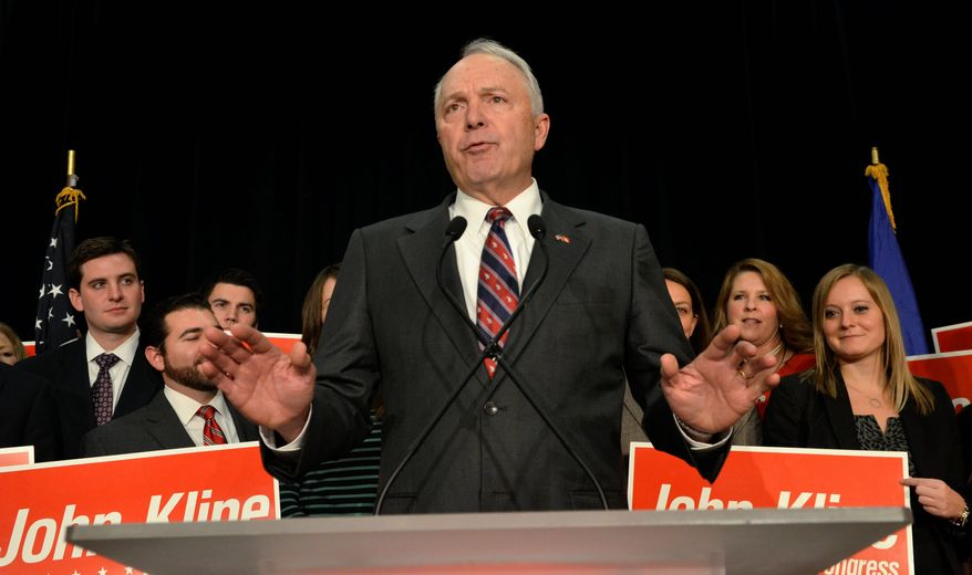 """""""Congress has the responsibility to explore ways to strengthen and streamline federal student aid programs making the process simpler for students, institutions and families,"""" Rep. John Kline, Minnesota Republican, says. (Associated Press)"""