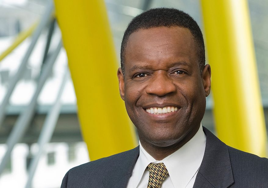 This undated photo provided by Jones Day shows attorney Kevyn Orr. Michigan Gov. Rick Snyder announced March 14, 2013 that Orr, a bankruptcy expert who represented automaker Chrysler LLC during its successful restructuring, has been named Detroit's emergency manager. (Associated Press)