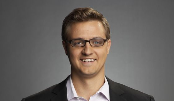 Chris Hayes of MSNBC is seen in an undated photo provided by MSNBC. (AP Photo/MSNBC) ** FILE **