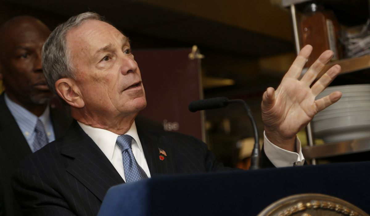 NYC's Michael Bloomberg accused of 'hypocrisy' for arming security detail in gun-free Bermuda