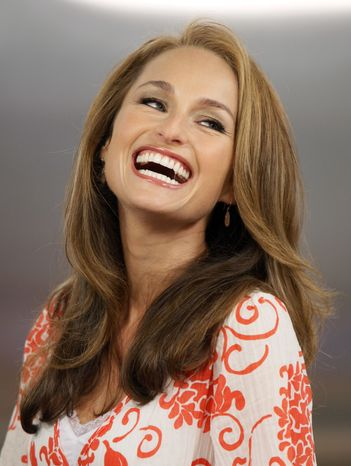 Celebrity chef Giada De Laurentiis (AP Photo/Richard Drew)