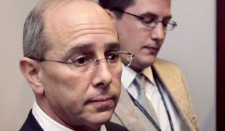 Rep. Charles Boustany, Lousiana Republican (Associated Press)