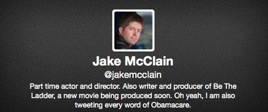Jake McCalin (Twitter)