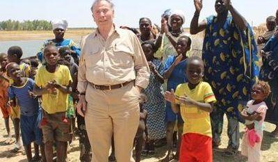 John Price, former U.S. Ambassador to the Seychelles, on his trip to Mali and Somaliland. (courtesy photo)