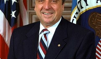 Former NSA Deputy Director William B. Black, Jr. (Government photo)