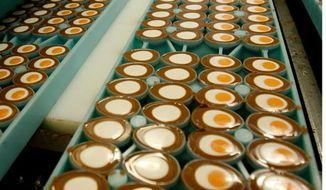 ** FILE ** Cadbury Eggs. (Associated Press)
