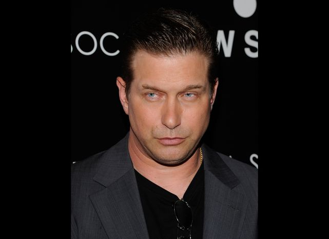 """**FILE** Actor Stephen Baldwin attends the premiere of """"Safe"""" hosted by Lionsgate, the Cinema Society and TW Steel at Chelsea Cinemas in New York on April 16, 2012. (Associated Press)"""