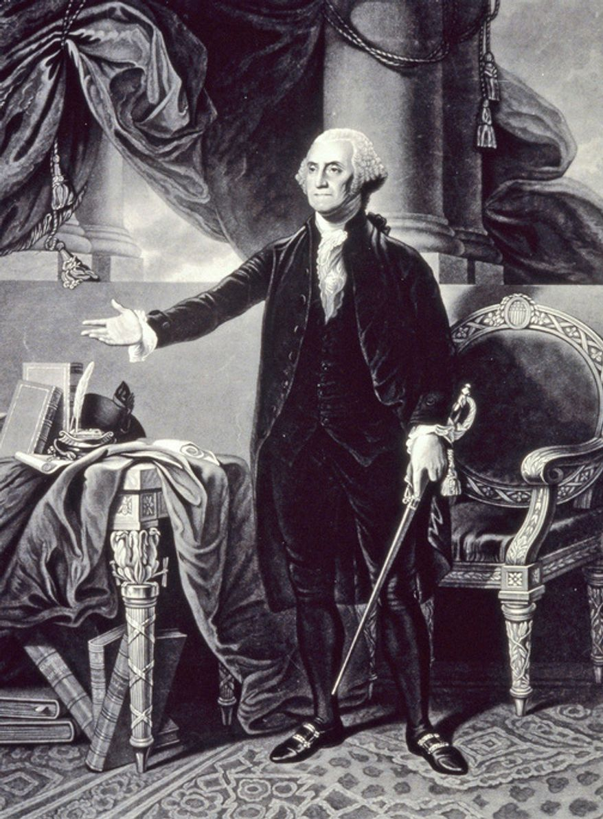 """After 75 years, Scotland will return to Mount Vernon letters written by """"His Excellency, George Washington."""""""