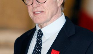 **FILE** Robert Redford (Associated Press)