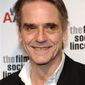 **FILE** Actor Jeremy Irons attends the Film Society of Lincoln Center gala tribute to honor actor Tom Hanks at Alice Tully Hall in New York on April 27, 2009. (Associated Press)