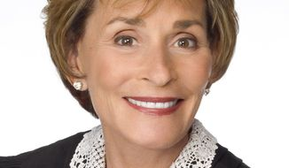 """Judge Judy"" Sheindlin has signed a new multiyear deal with CBS Television Distribution to continue presiding over her top-rated show through 2017. (AP Photo/CBS)"