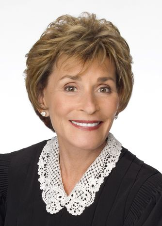 """""""Judge Judy"""" Sheindlin has signed a new multiyear deal with CBS Television Distribution to continue presiding over her top-rated show through 2017. (AP Photo/CBS)"""