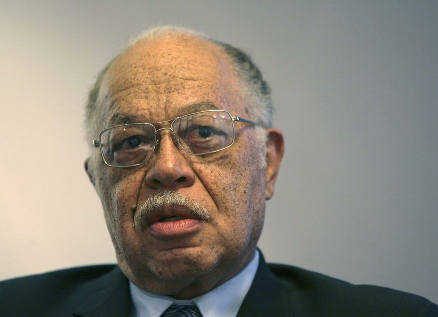 **FILE** Dr. Kermit Gosnell is seen March 8, 2010, during an interview with the Philadelphia Daily News at his attorney's office in Philadelphia. (Associated Press/Philadelphia Daily News)