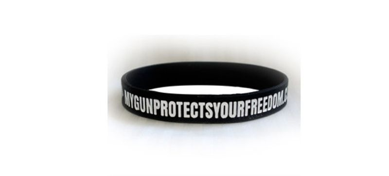 Second Amendment supporters have set up mygunprotectsyourfreedom.com. (Screen shot, mygunprotectsyourfreedom.com)