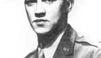 U.S. Army Lt. Col. Don Carlos Faith Jr. (U.S. Army Photo)