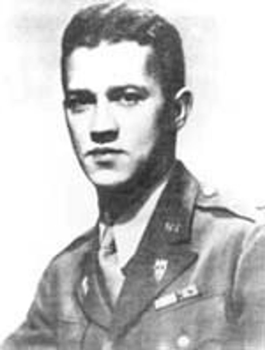 U.S. Army Lt. Col. Don Carlos Faith Jr. (U.S. Army Photo)