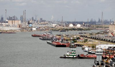 The Port of Corpus Christi plays a vital role in shipping Eagle Ford oil, and U.S. and foreign manufacturers plan to open plants there to make steel and plastic products as well as pipes to transport the fuel. (Corpus Christi Caller-Times photographs)