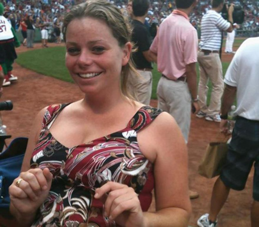 ** FILE ** Boston Marathon bombing victim Krystle Campbell is seen in an undated photograph. (Facebook)