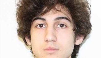 Dzhokhar A. Tsarnaev (FBI)