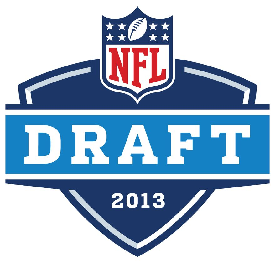 2013 NFL draft logo (NFL)