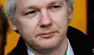 WikiLeaks founder Julian Assange has political aspirations in Australia. Will voters Down Under see through the WikiLeaks Party's facade and vote against Mr. Assange? It's hard to say. (Associated Press)