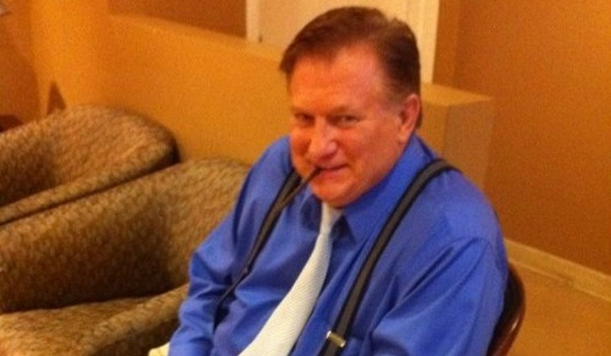"""The Five"" co-host Bob Beckel (Twitter)"