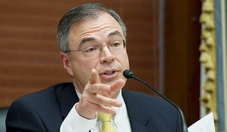 Rep. Andy Harris, Maryland Republican (The Washington Times)