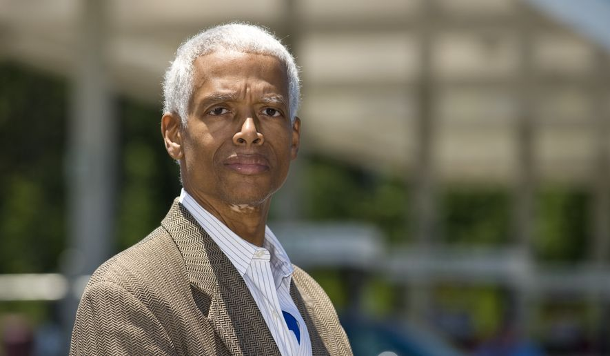 Rep. Hank Johnson, Georgia Democrat (Associated Press) **FILE**