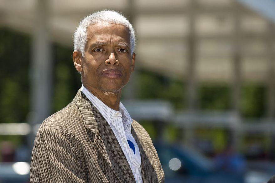 Rep. Hank Johnson, Georgia Democrat (Associated Press) **FILE**