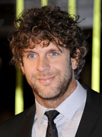 ** FILE ** Country singer Billy Currington arrives at the 59th annual BMI Country Awards in Nashville, Tenn., on Nov. 8, 2011. (AP Photo/Evan Agostini)