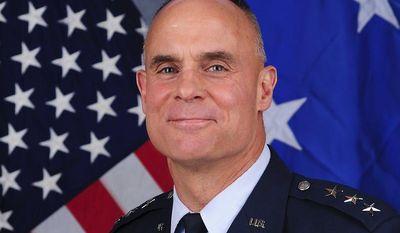 U.S. Air Force Lt. Gen. Craig Franklin (AP Photo/U.S. Air Force)