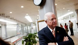 Sen. Saxby Chambliss, Georgia Republican (Associated Press)