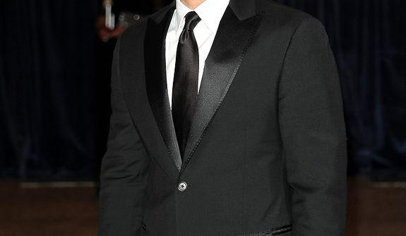 Actor Daniel Dae Kim attends the White House Correspondents' Association Dinner at the Washington Hilton Hotel on Saturday, April 27, 2013, in Washington. (Evan Agostini/Invision/AP)