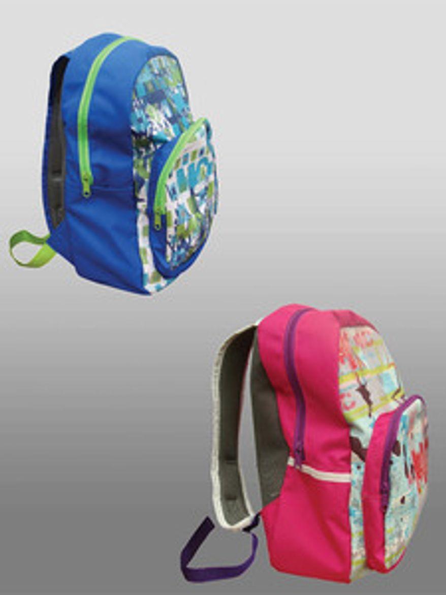 Bulletproof backpacks for kids, from Elite Sterling Security.