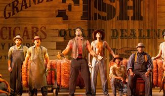 Photographs provided by Washington National Opera