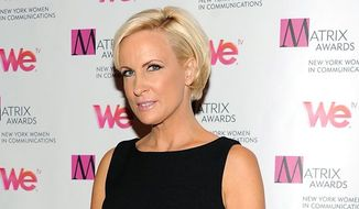 """MSNBC's Mika Brzezinski said on Monday, May 6 that if a Republican had told a Democratic governor of Indian heritage to go """"back to wherever the hell she came from,"""" that the media would cover it much more than it has with Dick Harpootlian's comment over Gov. Nikki Haley."""