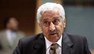 ** FILE ** Jordanian Prime Minister Abduallah Ensour (Associated Press)